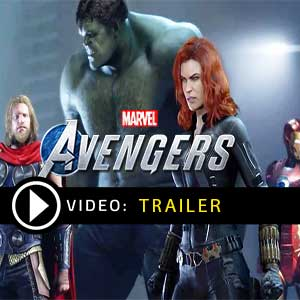 Trailer-Video zu Marvels Avengers