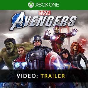 Marvel's Avengers Trailer-Video
