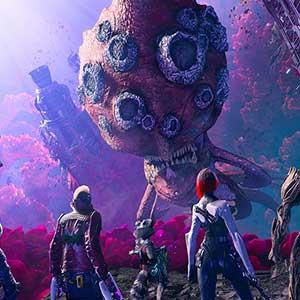 Marvel's Guardians of the Galaxy Die Wächter Der Galaxis