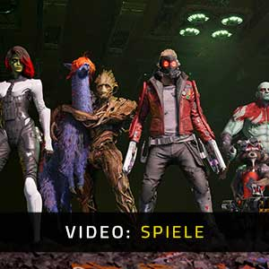 Marvel's Guardians of the Galaxy Gameplay Video