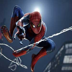 Marvel's Spider-Man Remastered PS5 Netzschwingen