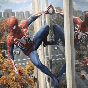 Marvel's Spider-Man Remastered PS5 Erweiterter Anzug