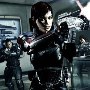 Mass Effect 3 - Weibliche Charakter