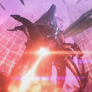 Mass Effect Legendary Edition Laser