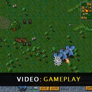 Master of Magic Gameplay Video