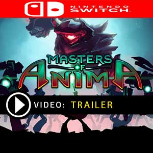 Masters of Anima Nintendo Switch Digital Download und Box Edition