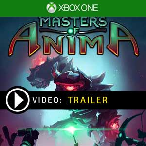Masters of Anima Xbox One Digital Download und Box Edition