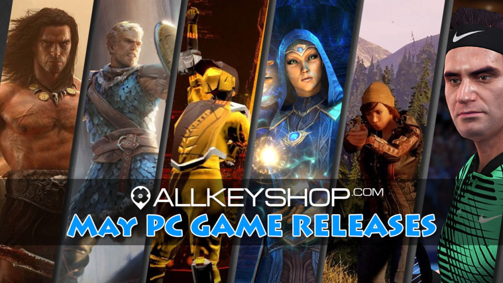 Mai 2018 PC Spiele Release