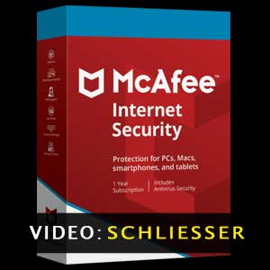 McAfee Internet Security 2019 trailer video