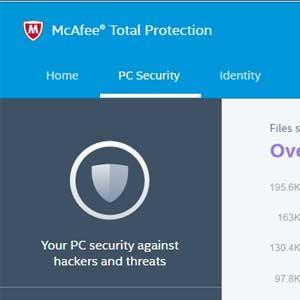McAfee Total Protection 2020 PC-Sicherheit
