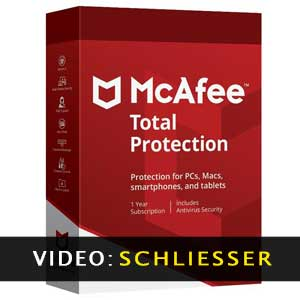 Trailer-Video zu McAfee Total Protection 2020