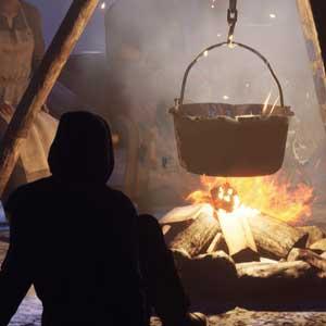 Medieval Dynasty Campfire