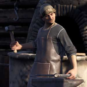 Medieval Dynasty Blacksmithing