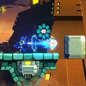 Mega Man Schwierigkeitsmodi