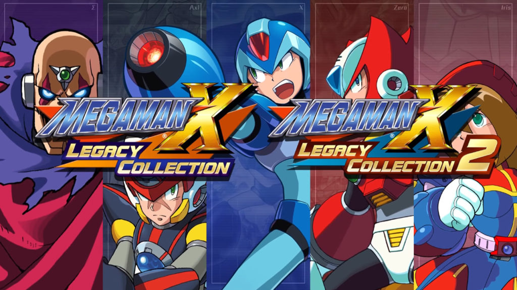 Mega Man X Legacy Collection 1 und 2