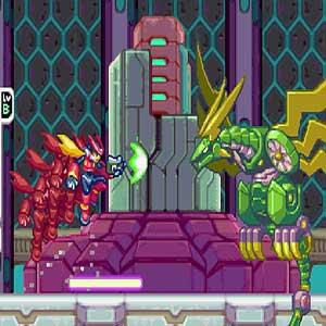 Mega-Mann ZX