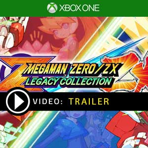 Mega Man Zero/ZX Legacy Collection Xbox One Prices Digital or Box Edition