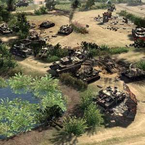 Men of War Assault Squad 2 Gepanzerte Fahrzeuge