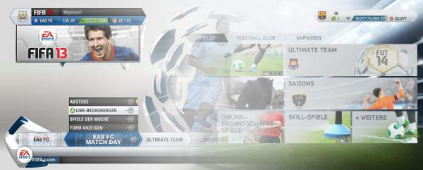 FIFA-Reihe wird oftnachgesagt
