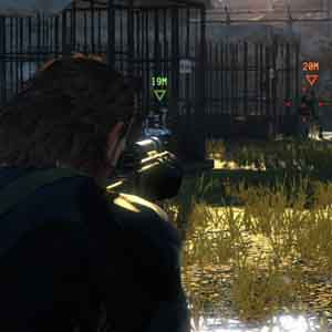 Metal Gear Solid 5 Ground Zeroes: On Target gesperrt