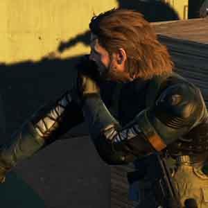 Metal Gear Solid 5 Ground Zeroes PS4: Ein Durchschlag auf dem Gesicht