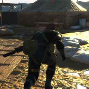 Metal Gear Solid 5 Ground Zeroes: Lernen Sie die Destination