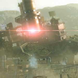Metal Gear Mutter Base