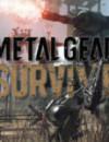 Metal Gear Survive kostet 9 Euro für zusätzliche Charakter Slots