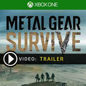 Metal Gear Survive Xbox One Digital Download und Box Edition