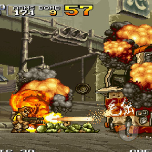 Metal Slug 3 Gameplay