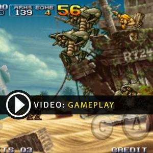 Metal Slug 3 Gameplay Video