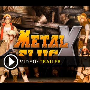 METAL SLUG X Key Kaufen Preisvergleich