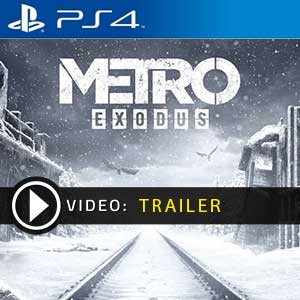 Metro Exodus PS4 Digital Download und Box Edition
