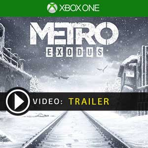 Metro Exodus Xbox One Digital Download und Box Edition