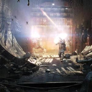 Metro Last Light Schießerei