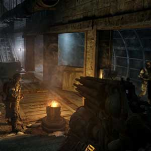 Metro Last Light Redux Feind