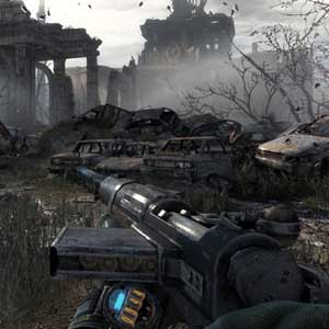 Metro Last Light Redux Gameplay