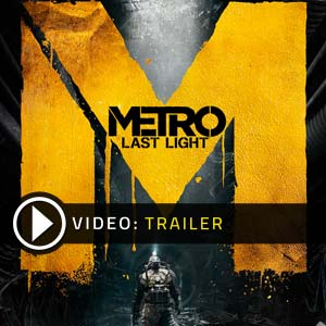 Kaufen Metro Last Light CD Key Preisvergleich