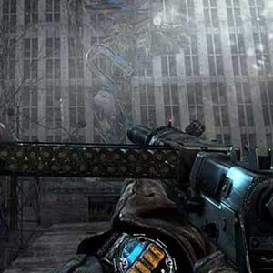 Metro Redux PS4 Weapon