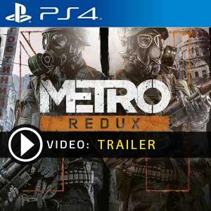 Metro Redux PS4 Digital Download und Box Edition