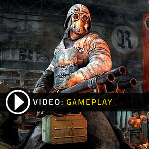 Metro Redux Gameplay Video