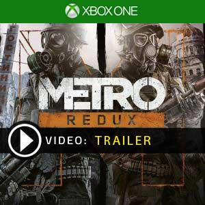 Metro Redux Xbox one Digital Download und Box Edition
