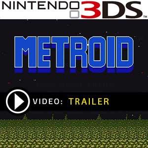 Metroid Nintendo 3DS Digital Download und Box Edition