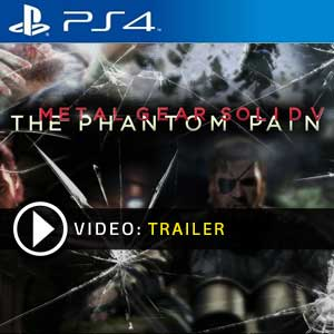 Metal Gear Solid 5 The Phantom Pain PS4 Digital Download und Box Edition