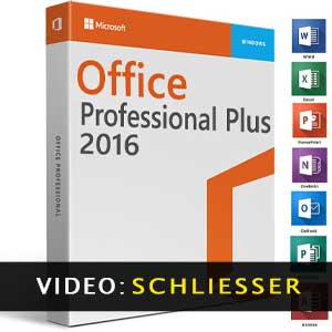 Microsoft Office 2016 Professional Plus Trailer-Video