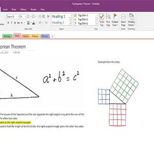 Pythagorian Theorem