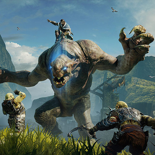Shadow of Mordor Xbox One Screenshot Tutorial