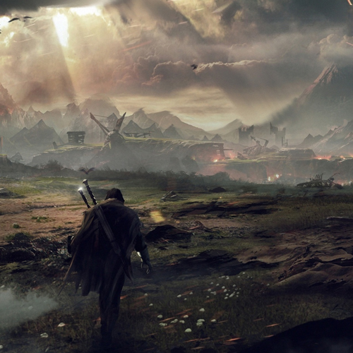 Middle-Earth Shadow of Mordor PS4 Story Mode
