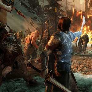 Talion und seine Armee