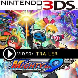 Mighty No. 9 Nintendo 3DS Digital Download und Box Edition